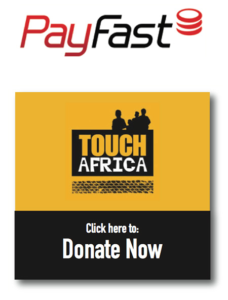 Touch Africa - Donate Now
